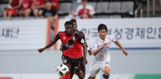 Gyeongnam vs Suwon Bluewings