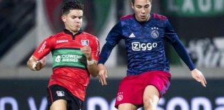 Jong Ajax vs NEC Nijmegen