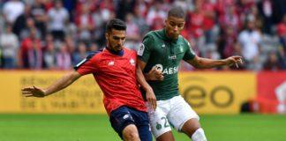 Lille vs St Etienne