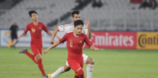 U18 Indonesia vs U18 Myanmar