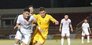 U18 Malaysia vs U18 Australia