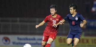 U18 Việt Nam vs U18 Campuchia