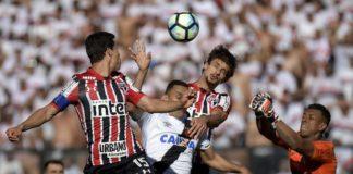 Vasco da Gama vs Sao Paulo
