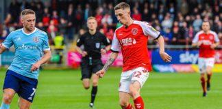 Accrington vs Fleetwood