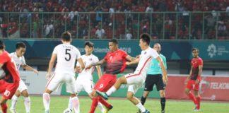 Campuchia vs Hong Kong