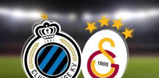 Club Brugge vs Galatasaray