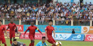 Hải Phòng vs Sanna Khánh Hòa