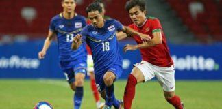 Indonesia vs Thái Lan