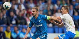 Spartak Moscow vs Zenit