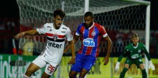 Bahia vs Sao Paulo