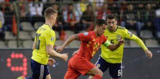 Bỉ vs San Marino