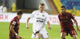 Rubin Kazan vs Ural