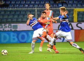 SPAL vs Sampdoria