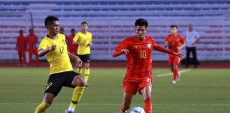 U22 Philippines vs U22 Malaysia