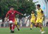 U22 Việt Nam vs U22 Brunei