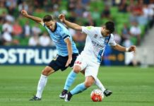 Sydney vs Melbourne City