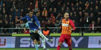 Trabzonspor vs Kayserispor