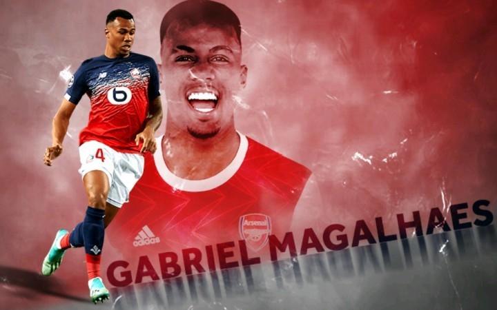Gabriel Magalhães: Cậu bé Sao Paulo nhút nhát