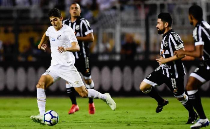 Santos vs Ceara – Nhận định kèo bóng đá 04h15 28/12/2020 – VĐQG Brazil