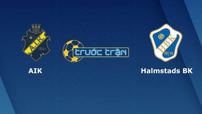 AIK Solna vs Halmstads– Soi kèo hôm nay 00h00 03/08/2021– VĐQG Thụy Điển