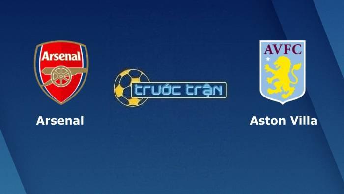 Arsenal vs Aston Villa – Soi kèo hôm nay 02h0023/10/2021 – Ngoại hạng Anh